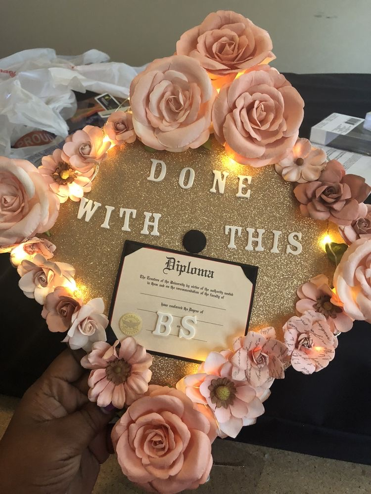 Looking for inspiration to DIY your college graduation cap? Find 47 amazing graduation cap ideas that are sure to catch the eye of everyone! From hilarious graduation caps to meaningful ones, whatever you are looking for, you'll find it here #graduationcap #collegegraduation