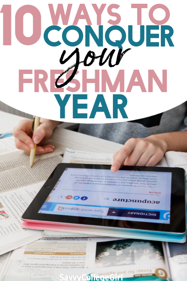 Going off to college is both exciting AND terrifying! As a freshman in college, there is a lot to learn, from navigating the campus to making friends and studying; It can be overwhelming! Here are the tips and tricks I wish I new my first year of university #freshman #collegefreshman #freshmantips #university