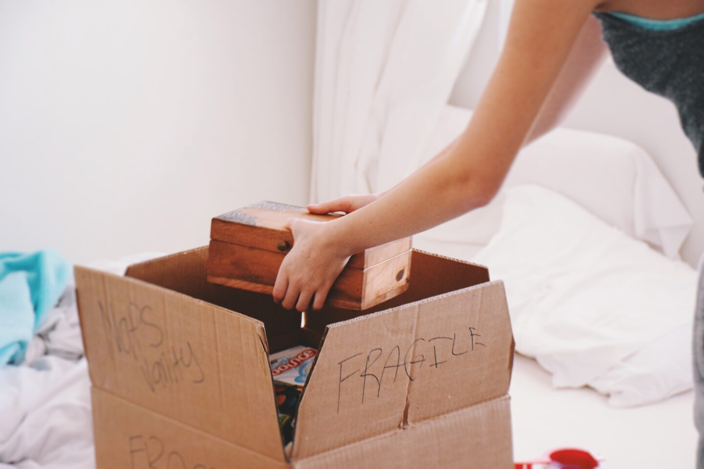 The Ultimate Guide For College Move-In Day