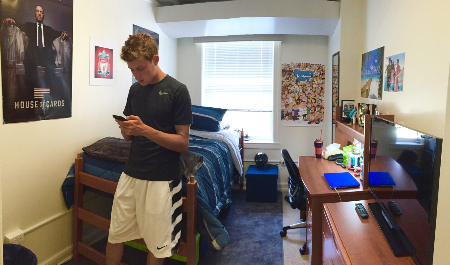Are Guys Allowed In Girl Dorms?