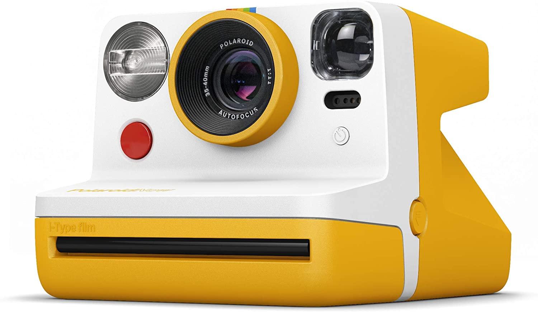 Polaroid Originals Now I-Type Instant Camera - Yellow